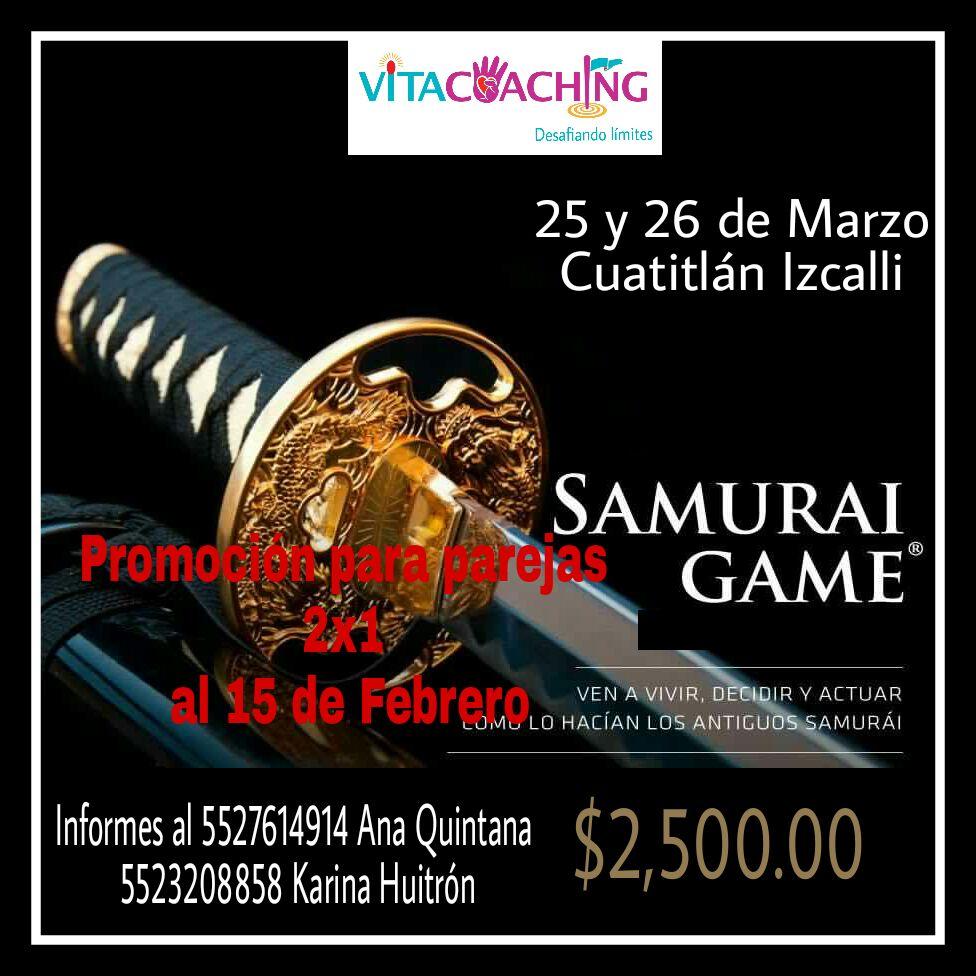 Samurai Game Vitacoaching