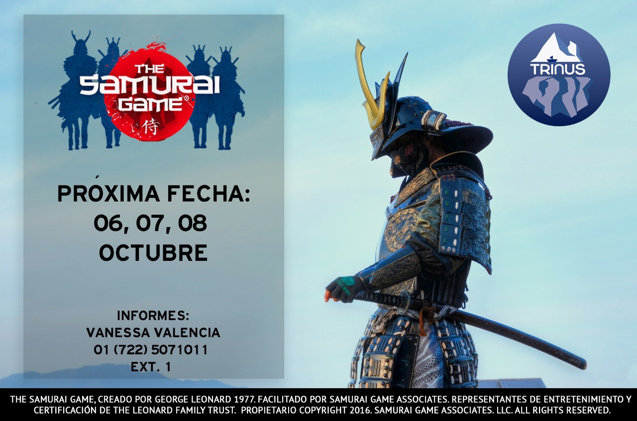 The Samurai Game® Trinus México