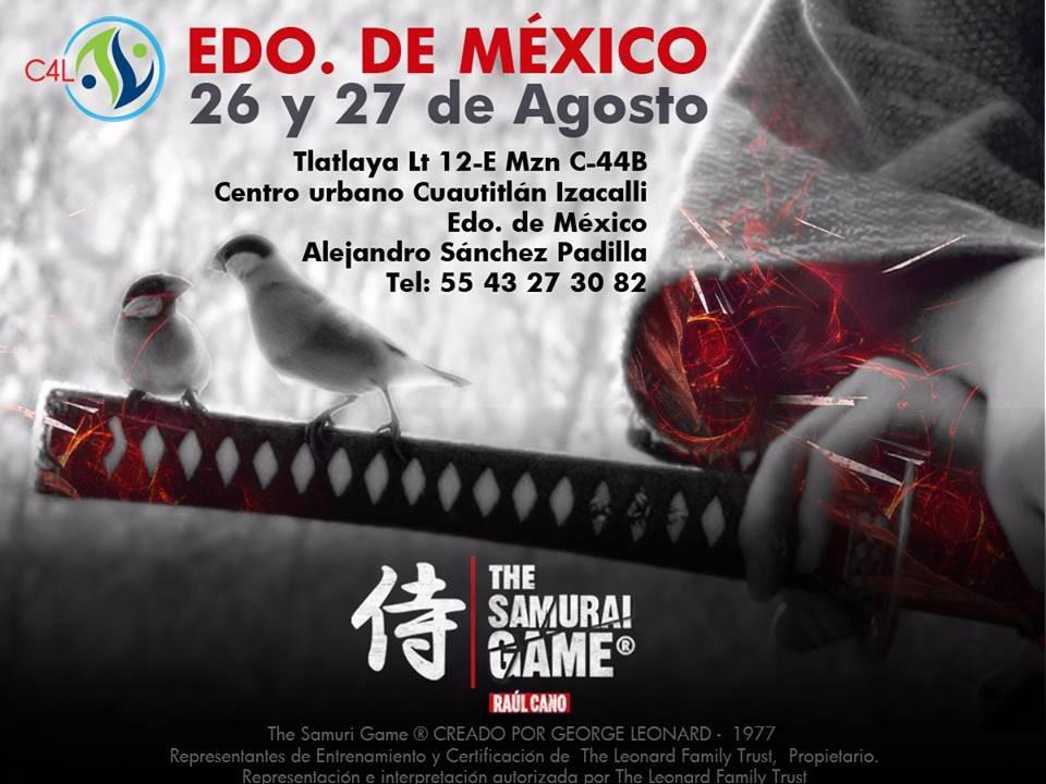 Samurai Game® Izcalli / Raul Cano / C4L