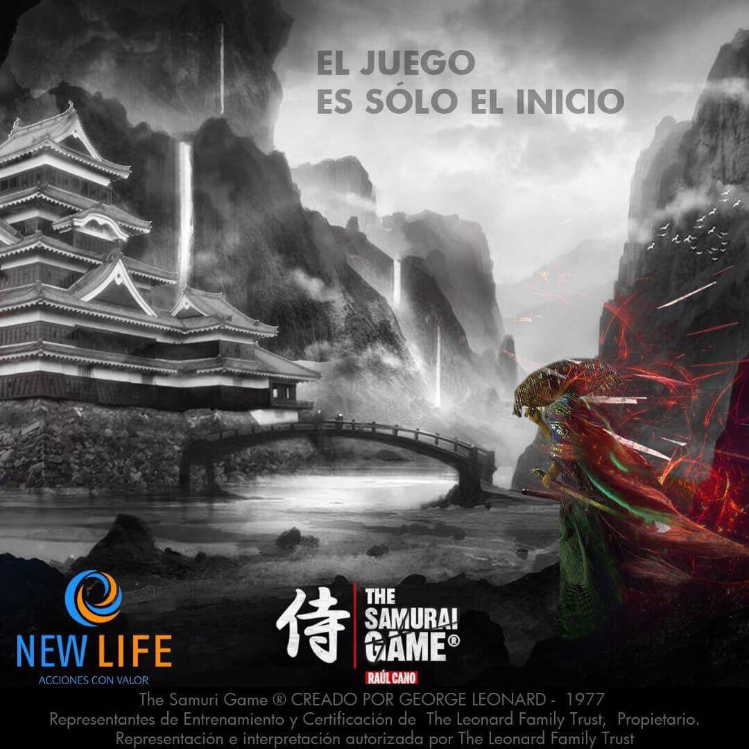 Samurai Game® Cancún / Raul Cano / New Life