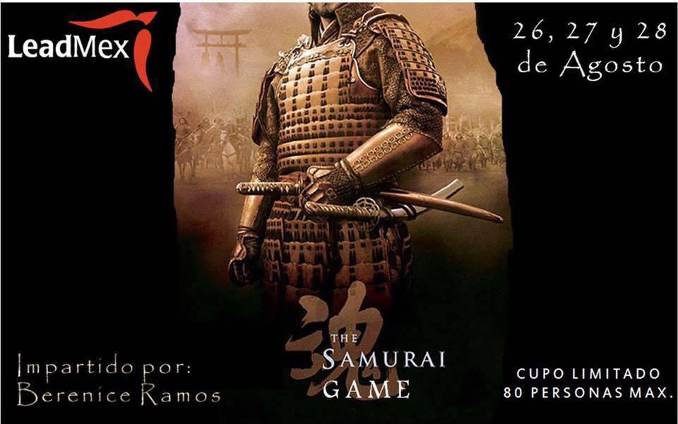 The Samurai Game Mexico City