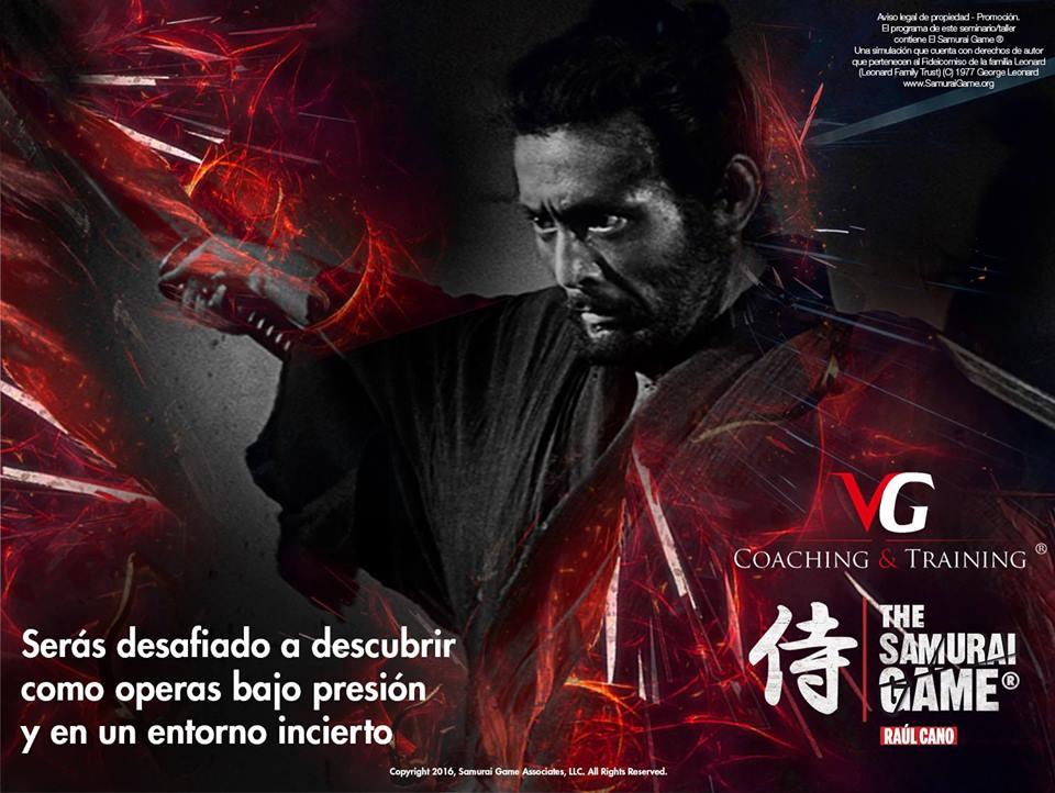 The Samurai Game ® CDMX