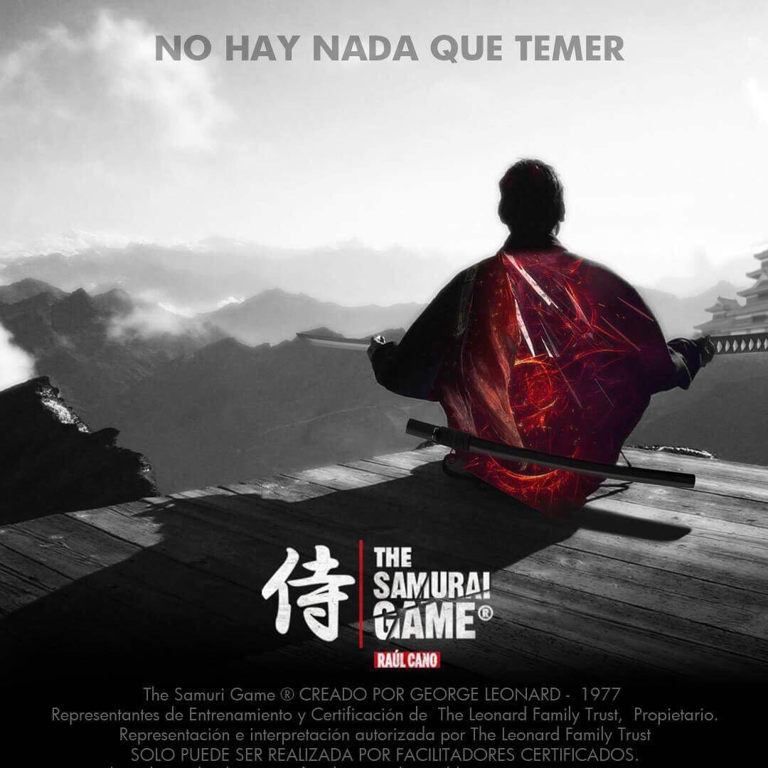Samurai Game® Puebla / Raul Cano / Immottion Coaching & Training