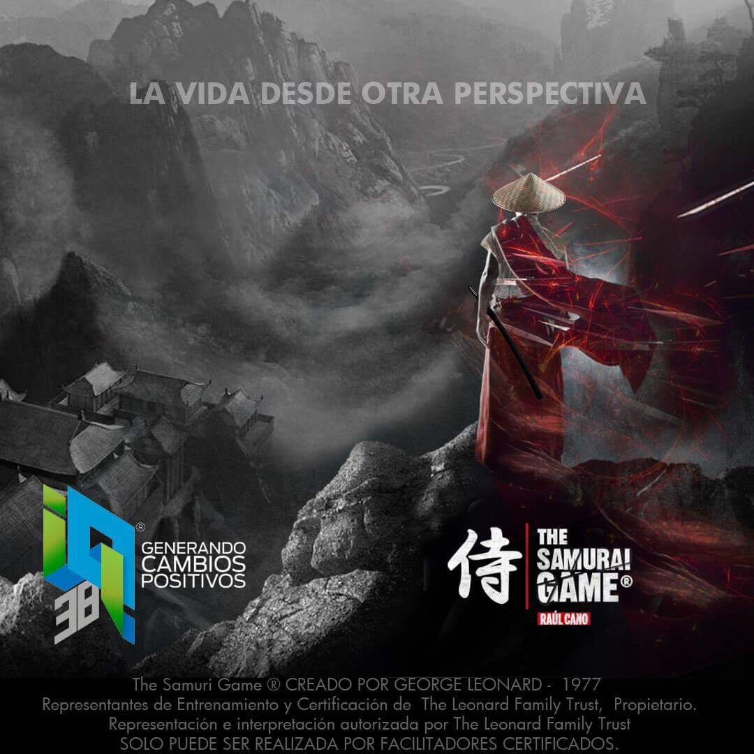 Samurai Game® León Gto. / Raúl Cano / IQ38