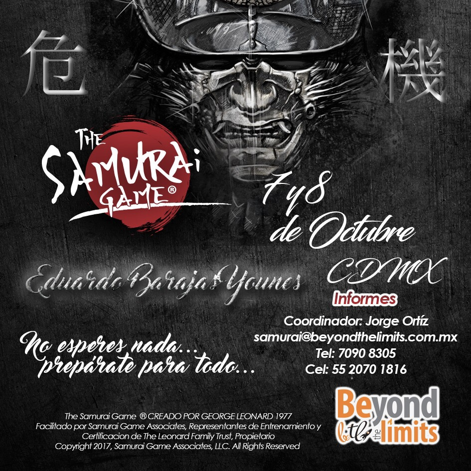 Samurai Game Beyond the limits