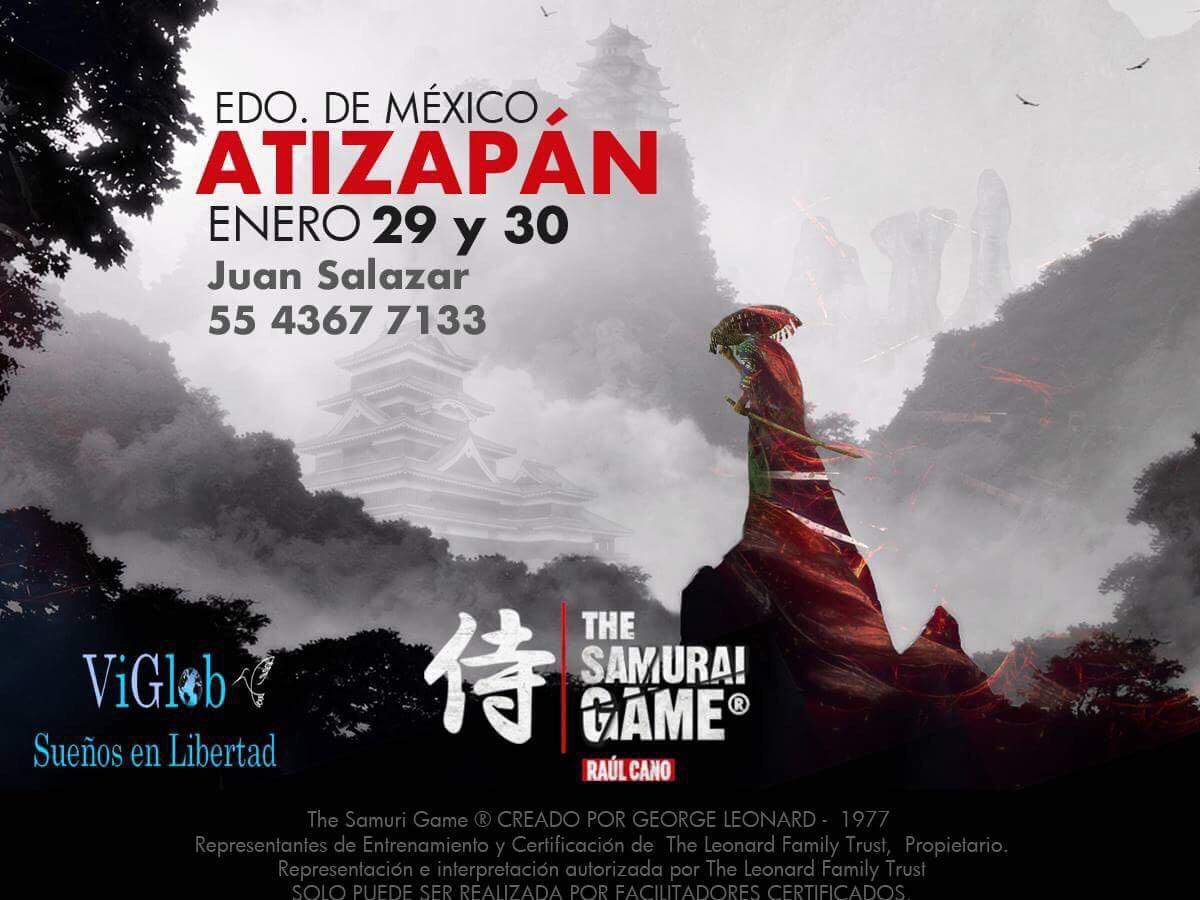 Samurai Game® Atizapan, Edo. De Mexico