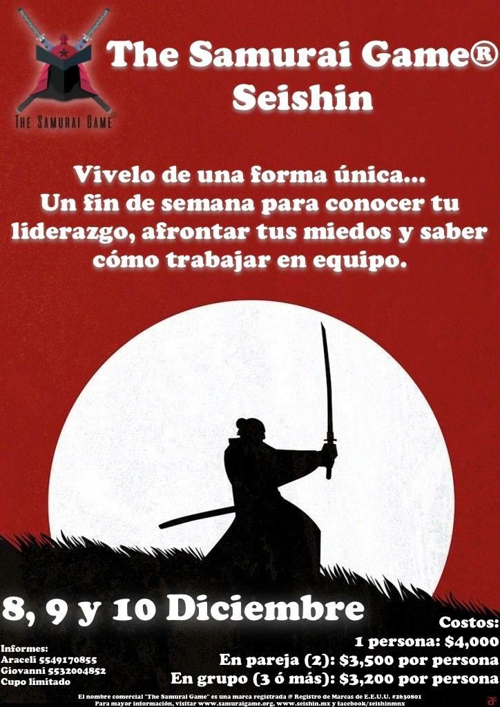 Samurai Game Seishin