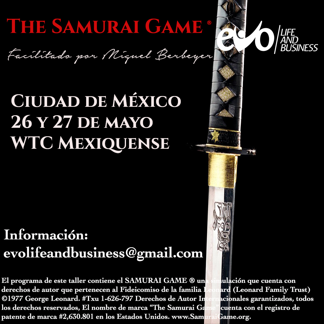The Samurai Game®
