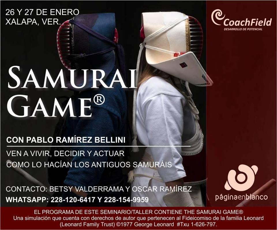 The Samurai Game®