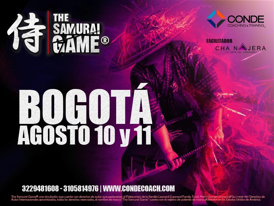 The Samurai Game® BOGOTÁ, COLOMBIA