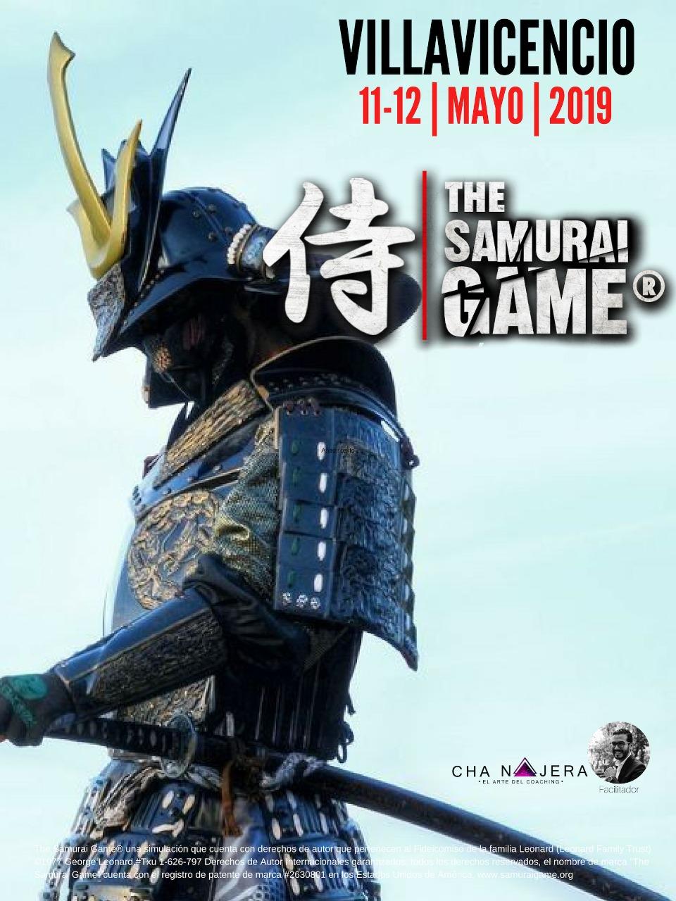 The Samurai Game ® - Villavicencio, Colombia