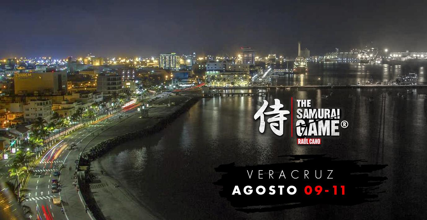 The Samurai Game®️ Veracruz.