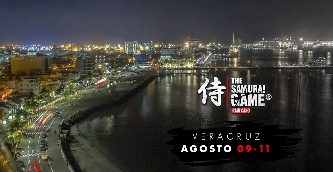 The Samurai Game®️, Veracruz.