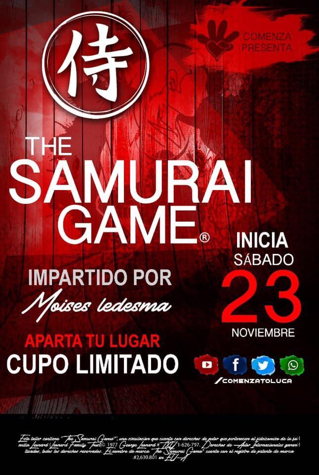 Samurai Game® Comenza