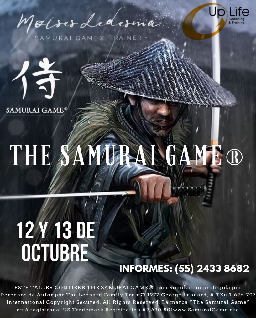Samurai Game® Up Life