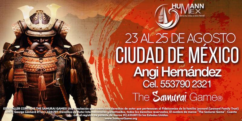 Samurai Game para HUMANN MEX