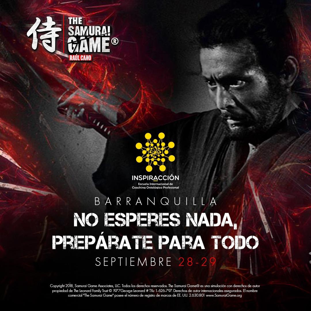 Liderazgo Samurai Barranquila