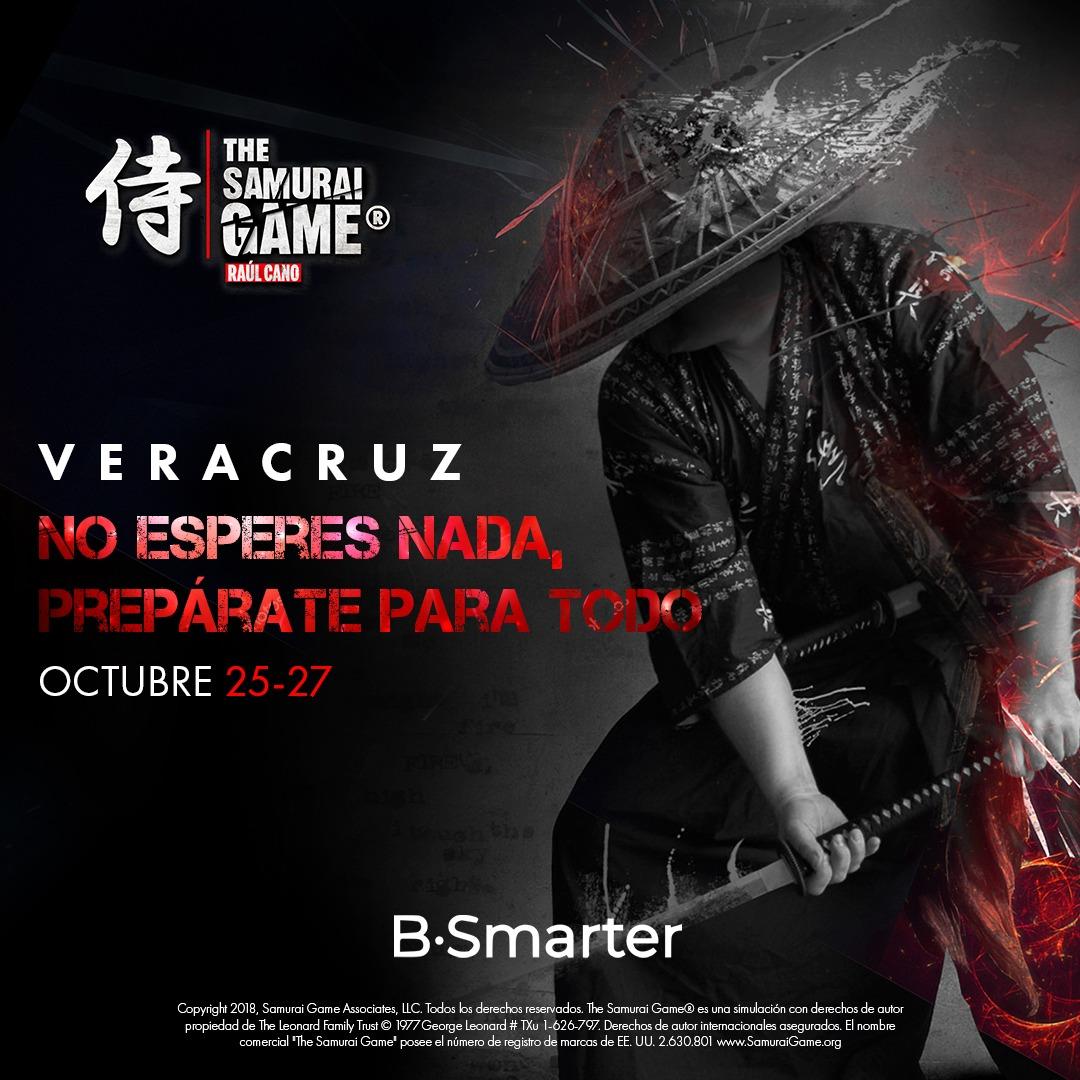 Liderazgo Samurai Veracruz
