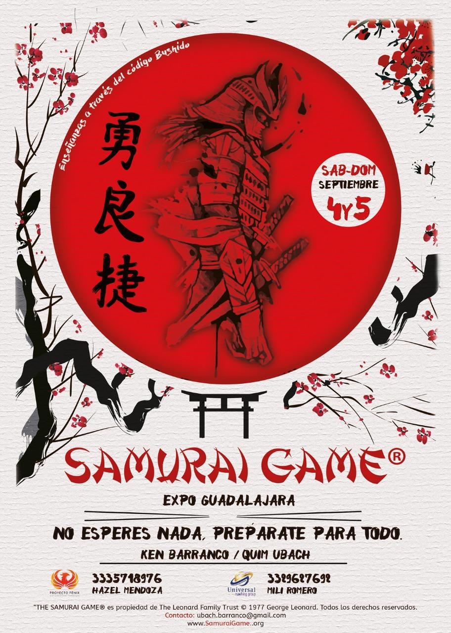 Samurai Game Proyecto Fenix / Universal Coaching Group